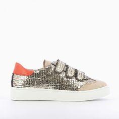 Vanessa Wu, Cuir Orange, Derby Shoes, Baskets Or, Sneakers, Jewels, Superstar, Slippers, Heels