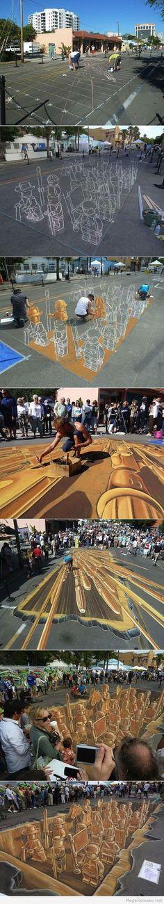 lego+sidewalk+drawing
