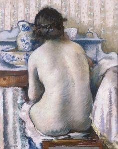 Nature et Peinture  Paul-Elie GERNEZ (1888-1948)