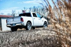 The Ram 1500 has been named a 2014 AUTOMOBILE Magazine All-Star.