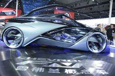 Chevrolet FNR concept al Salone di Shangai 6