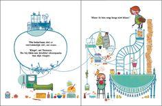 Tommie en de torenhoge boterham - Pieter Gaudesaboos (uitgeverij Lannoo)