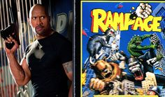 'Colony' Creators Added to Dwayne Johnson's 'Rampage'