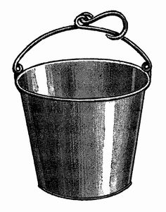 Let's kick the bucket!