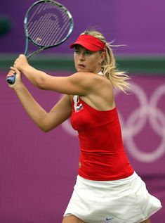 Maria Sharapova Photo - Olympics Day 5 - Tennis
