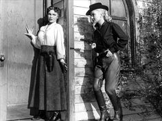 awesomepeopleinmovies: Joan Leslie and Audrey Totter in Woman. with guns gun with guns gun holster happy armed woman goddess shooter # concealed carry purse pouch holster training guns for women for girl auto pistol shooting guns Hollywood Actresses, Actors & Actresses, Joan Leslie, Western Movies, Joan Crawford, Famous Women, Female Images, Movie Stars, Westerns