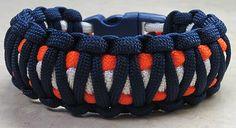 Detroit Tigers 3 Color Team Wristband Bracelet Verlander Cabrera Fielder MLB WOW   eBay