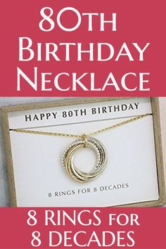 80th Birthday Gifts For Women 25 Best Gift Ideas