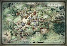 Little village of Phandalin