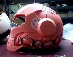 Luusama Motorcycle And Helmet Blog News: Masei 610 US Army Red Comet Char & Blue Tiger & US Patriot Motorcycle Harley Helmet