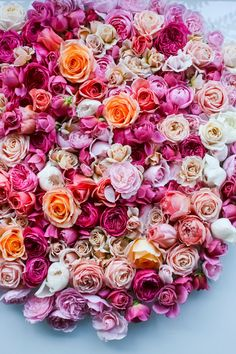 I can never have enough flowers!!! ❤️Aline