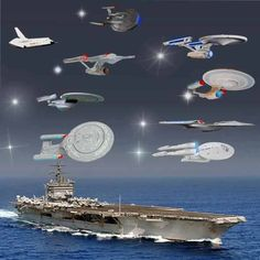 "All things ""Enterprise""-11/4/12-the aircraft carrier USS Enterprise is being decomissioned and sold for scrap. SO sad. :("