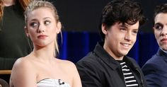 """Riverdale"" Fans Are Freaking Out Over Cole Sprouse and Lili Reinhart Potentially Dating IRL"