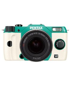 Pentax Q10 Zoomlens Camera - interchangeable lens camera with 12.4-megapixel resolution