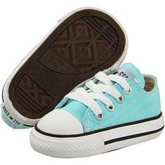 Converse Kids - Chuck Taylor® All Star® Ox (Infant/Toddler).Love these for my lil man! Baby Chucks, Little Man Style, Paisley, Blue Converse, Baby Fish, Youth Shoes, Cool Kids Clothes, My Baby Girl, Baby Fever