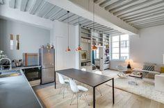 Un appartement conçu pour recevoir