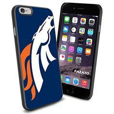 NFL Denver Broncos Logo, Cool iPhone 6 Smartphone Case Cover Collector iphone TPU Rubber Case Black Phoneaholic http://www.amazon.com/dp/B00UU3FDWC/ref=cm_sw_r_pi_dp_68Bnvb09NVQNR