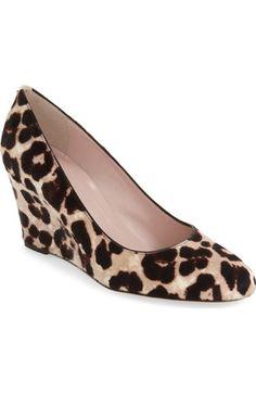 4c0bfd0098e kate spade new york  amory  round toe wedge pump (Women)