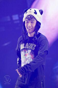 Panda and panda Daesung, Bigbang Vi, Bigbang G Dragon, Jung Yong Hwa, Choi Seung Hyun, Gwangju, Yg Entertainment, Big Bang Kpop, Pandas