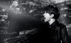 140415 Baekhyun • EXO Comeback Showcase