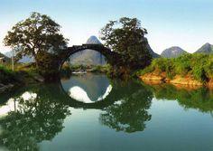 Fairytale   Ming Dynasty Bridge, China