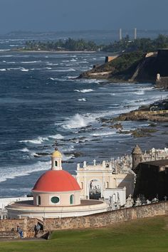 """Fact Friday: San Juan was founded by Spanish colonists in 1521, who called it Ciudad de Puerto Rico (""""Rich Port City"""")."""