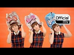 ▶ Orange Caramel(오렌지캬라멜) _ Shanghai Romance(샹하이 로맨스) (上海之戀) MV - YouTube