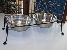 Подставка для собачьей миски своими руками фото 841