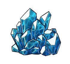 Výsledek obrázku pro crystals drawing