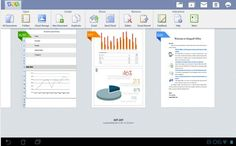Kingsoft Office. Una excelente suite de ofimática párr Android, y alternativa párr Oficina / QuickOffice