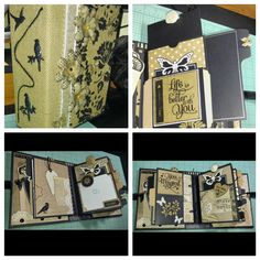 Build A Page Remix created by crafter Lora Wooton.