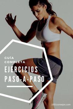 Estas rutinas de ejercicios te ayudarán a mantenerte en forma y tonificar tu cuerpo. Ejercicios en casa | Ejercicios para adbomen | Ejercicios paso a paso | Ejercicios para #adelgazar | #EjerciciosEnCasa