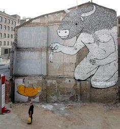 Engalanando las Calles, Top 5 Street Art