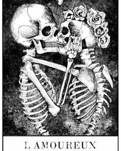 Esta catrina anda muy enamorada..  #sietemisterios  #art #skull