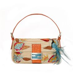 Fondazione Arte della Seta Lisio for Fendi S/S 2002 Fashion Handbags, Purses And Handbags, Fashion Bags, Luxury Purses, Luxury Bags, Diy Handbag, Fendi Bags, Simple Bags, Vintage Purses