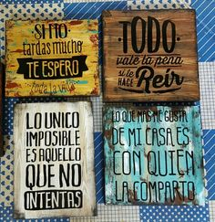 - Best ideas for decoration and makeup - Rustic Farmhouse Decor, Word Art, Wooden Signs, Decoration, Stencils, Diy And Crafts, Sweet Home, Art Deco, Wall Decor
