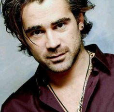colin farrell - I have a huge weakness for Irishmen. I worked around a lot of them and got to know quite a few as good friends when I lived in New York. Colin is just lovely. Celebrity Look, Celebrity Gossip, Celebrity Crush, Colin Farrell, Prince, Stud Muffin, Irish Men, Hollywood Actor, Perfect Man