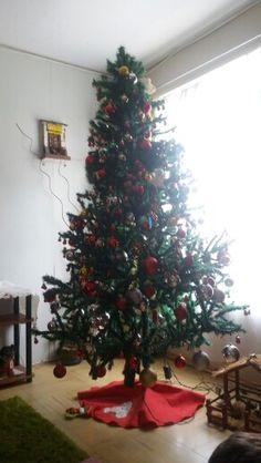Arbol de la tita navidad 2015