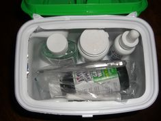 Ways to Reuse Formula Containers cause now I am impressed by the Sam's Club formula container.