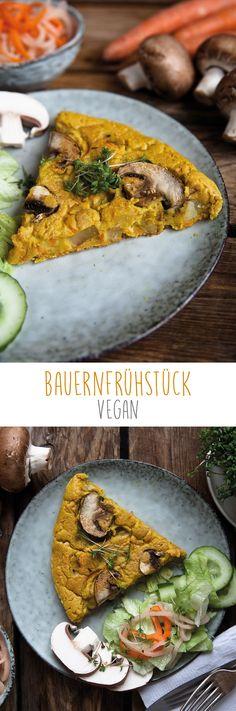 Veganes Bauernfrühstück Entdeckt von Vegalife Rocks: www.vegaliferocks.de✨ I Fleischlos glücklich, fit & Gesund✨ I Follow me for more vegan inspiration @vegaliferocks