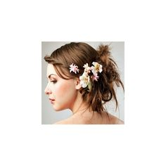 The-Boho-Updo.jpg (JPEG Image, 300×300 pixels) ❤ liked on Polyvore featuring hair
