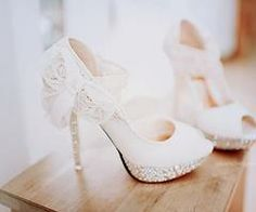 These are the perfect wedding shoes