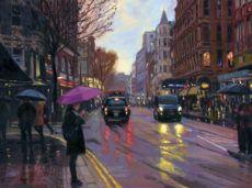 Rain Archives - Page 8 of 10 - Art Wishlist Rain Painting, Paintings, Cheap Web Hosting, Street View, Art, Art Background, Paint, Painting Art, Kunst