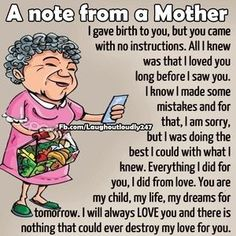 A Note From A Mother funny quotes quote kids mom mother family quote family quotes funny quotes children mother quotes quotes for moms quotes about children My Son Quotes, My Children Quotes, Mommy Quotes, Quotes For Kids, Wisdom Quotes, Great Quotes, Funny Quotes, Child Quotes, Quotes Quotes