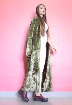 Royal kimono look