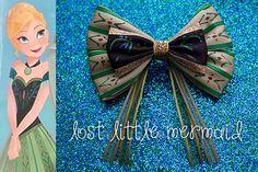 Princess Anna's Green Dress / Frozen Inspired