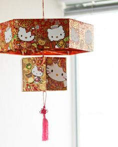 Chinese Red Envelope Lantern, not just for chinese red envelopes