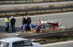 Ambasada Romaniei la Praga a fost informata de politia ceha cu privire la producerea unui accident rutier, soldat cu decesul a patru cetateni romani ai ranirea altor trei
