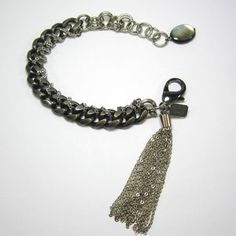 Jamie Bracelet Silver-Plated now featured on Fab.