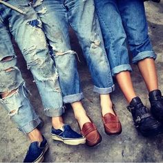 All Levi's...